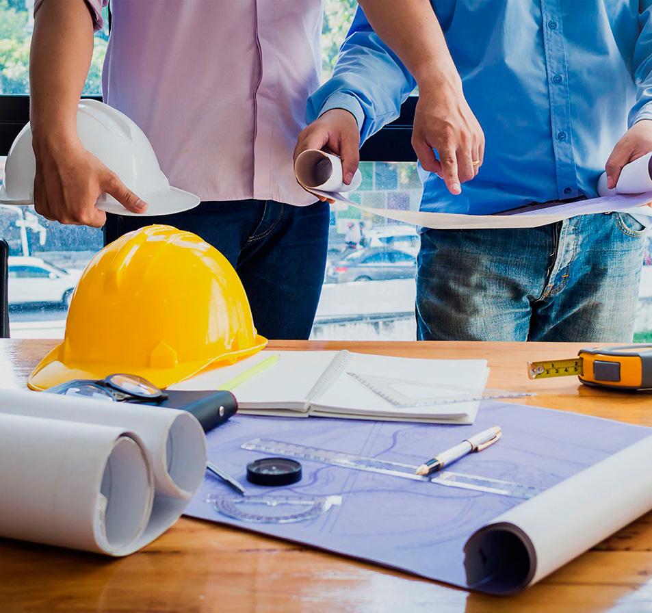 Ambientes - Proyectos inmobiliarios en general